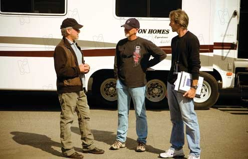 Transformers : Photo Ian Bryce, Michael Bay, Steven Spielberg