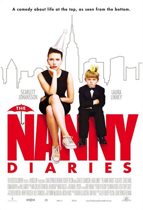 Le Journal d'une baby-sitter : Affiche Robert Pulcini, Scarlett Johansson, Shari Springer Berman