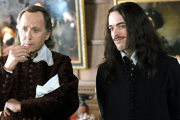 Molière : Photo Fabrice Luchini, Romain Duris