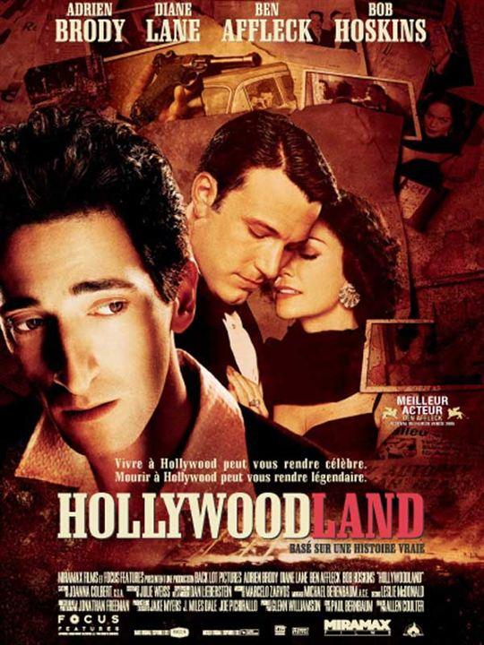 Hollywoodland : Affiche Adrien Brody, Allen Coulter, Diane Lane