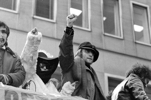 Les U.S.A. contre John Lennon : Photo David Leaf, John Lennon, John Scheinfeld, Yoko Ono