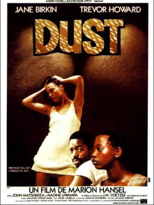 Dust : affiche