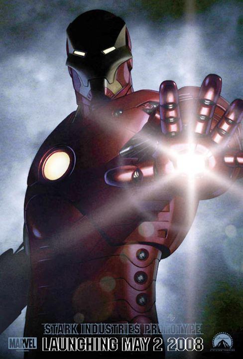 Iron Man : Affiche