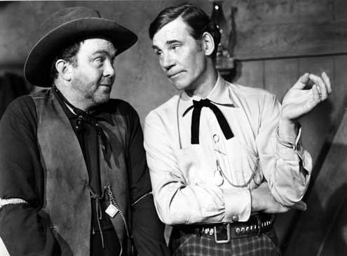 Le Banni : Photo Howard Hughes, Thomas Mitchell, Walter Huston