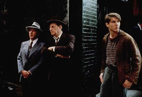 Billy Bathgate : Photo Dustin Hoffman, Robert Benton
