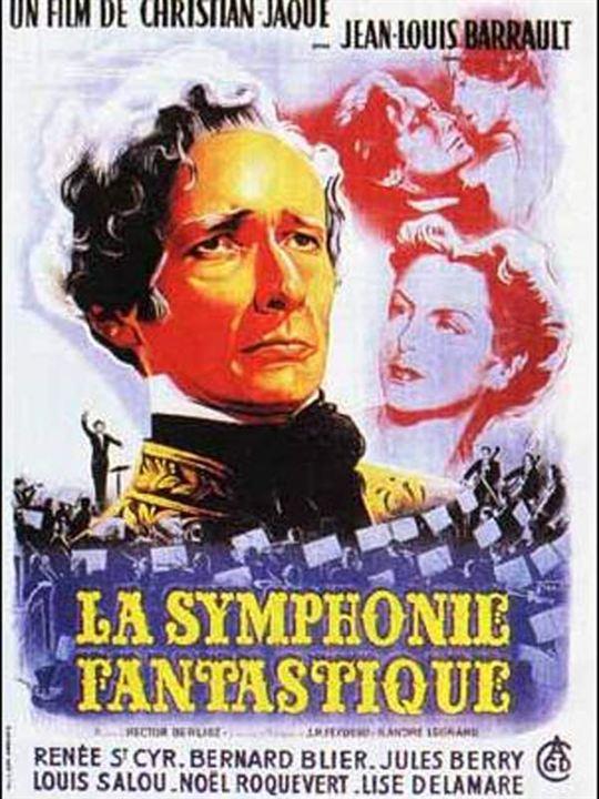 La Symphonie fantastique : Affiche