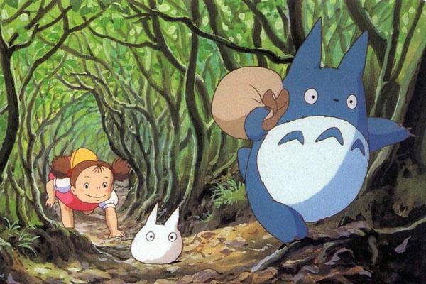 Mon voisin Totoro : Photo