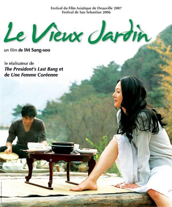 Le Vieux jardin : Affiche Im Sang-soo, Jin-hee Ji, Yum Jung-ah