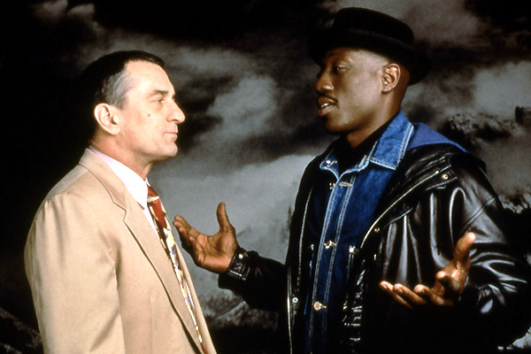 Le Fan : Photo Robert De Niro, Wesley Snipes