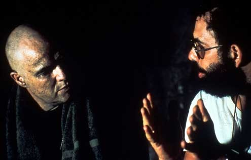 Apocalypse Now : Photo Francis Ford Coppola, Marlon Brando