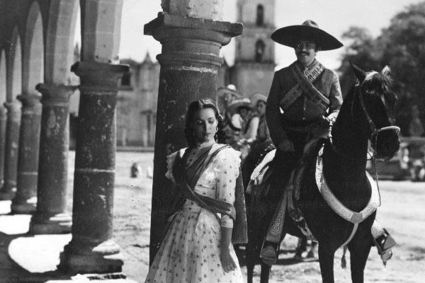 Enamorada : Photo Emilio Fernandez, María Félix, Pedro Armendariz