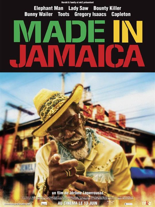 Made in Jamaica : affiche