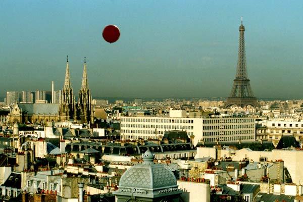 Le voyage du ballon rouge : Photo Hou Hsiao-Hsien