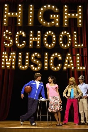High School Musical : Photo Ashley Tisdale, Lucas Grabeel, Vanessa Hudgens, Zac Efron