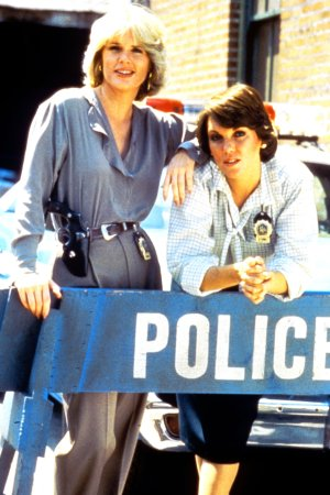 Cagney et Lacey : Photo Sharon Gless, Tyne Daly