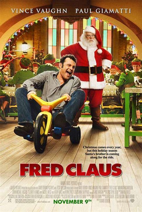 Frère Noël : Affiche Vince Vaughn