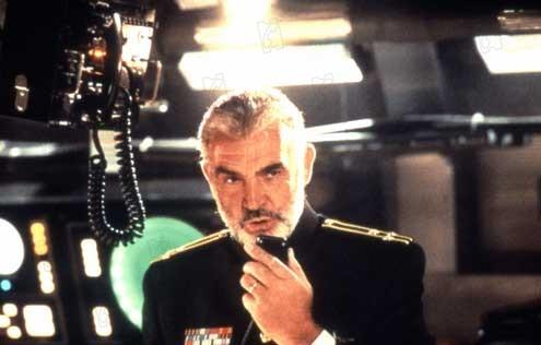 A la poursuite d'Octobre rouge : Photo Sean Connery