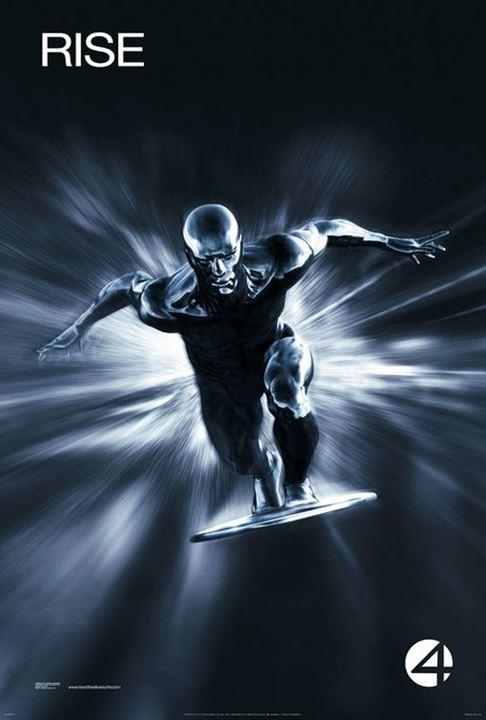 Les 4 Fantastiques et le Surfer d'Argent : Affiche Doug Jones