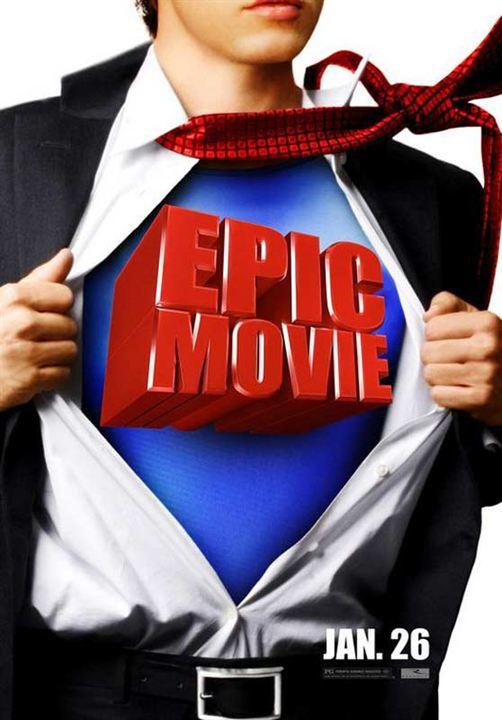 Big Movie : Affiche Aaron Seltzer, Jason Friedberg
