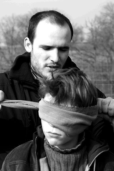 Les Yeux bandés : Photo Thomas Lilti