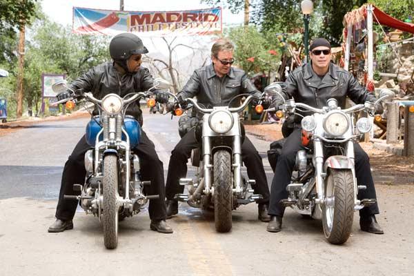 Bande de sauvages : Photo John Travolta, Martin Lawrence, Tim Allen, Walt Becker
