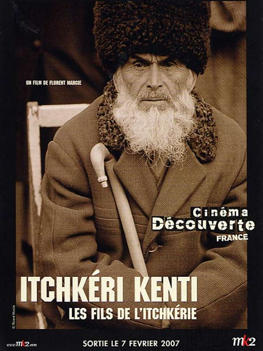 Itchkéri Kenti : affiche Florent Marcie