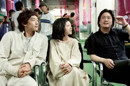 Je suis un cyborg : Photo Lim Soo-Jung, Park Chan-Wook, Rain