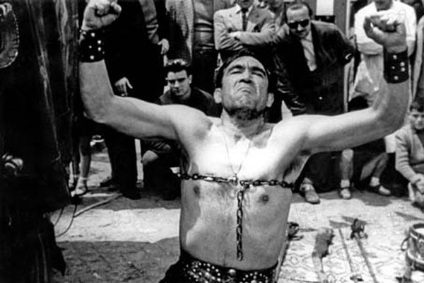 La Strada : Photo Anthony Quinn