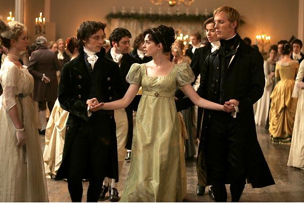 Jane : Photo Anne Hathaway, Julian Jarrold