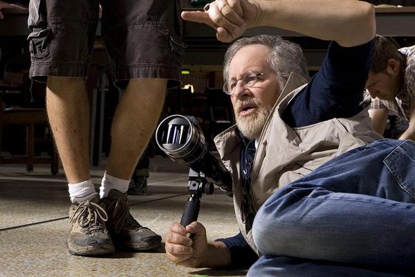 Indiana Jones et le Royaume du Crâne de Cristal : Photo Steven Spielberg