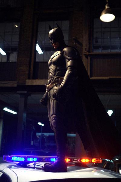 The Dark Knight, Le Chevalier Noir : Photo Christian Bale