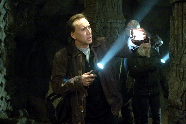 Benjamin Gates et le Livre des Secrets : Photo Nicolas Cage