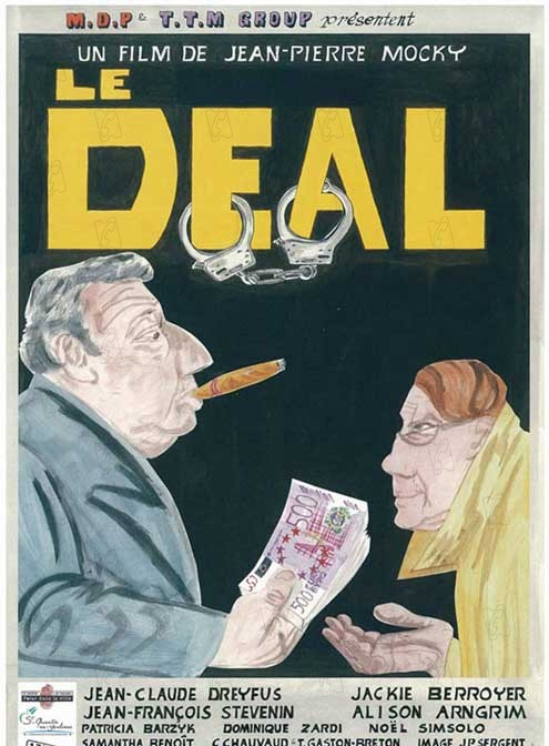 Le Deal : Photo Jean-Pierre Mocky