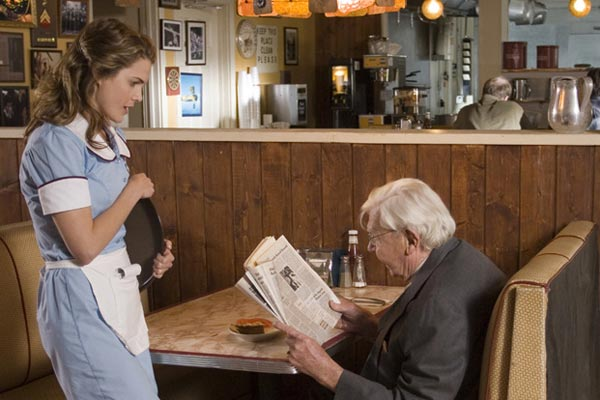 Waitress : Photo Adrienne Shelly, Andy Griffith, Keri Russell