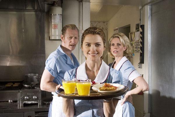 Waitress : Photo Adrienne Shelly, Cheryl Hines, Keri Russell