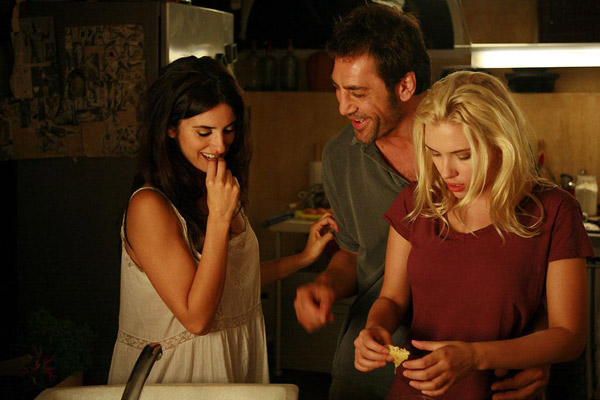 Vicky Cristina Barcelona : Photo Javier Bardem, Penélope Cruz, Scarlett Johansson