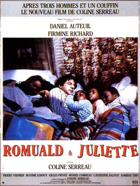 Romuald et Juliette : Affiche