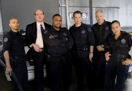 K-Ville : Photo Anthony Anderson, Blake Shields, Cole Hauser, John Carroll Lynch, Maximiliano Hernandez