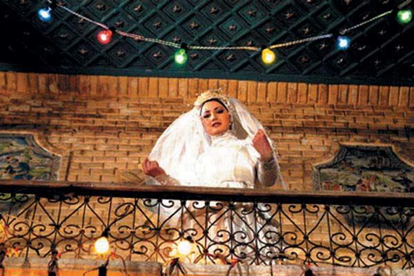 Mariage à l'iranienne : Photo Hassan Fathi