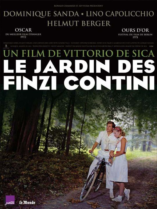 Le Jardin des Finzi-Contini : Affiche