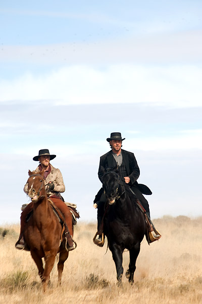 3h10 pour Yuma : Photo Ben Foster, Russell Crowe