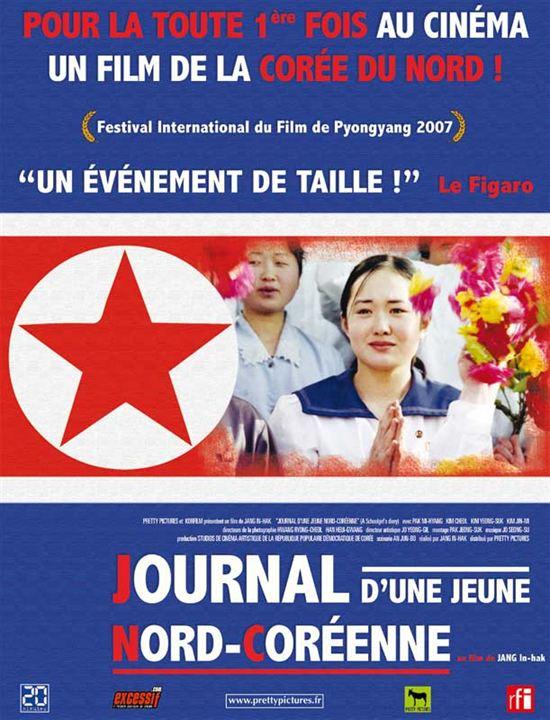Journal d'une jeune Nord-Coréenne : affiche In-hak Jang, Mi-hyang Pak