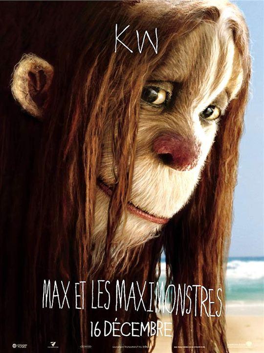 Max et les maximonstres : Affiche Spike Jonze