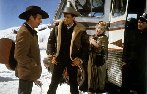 Arrêt d'autobus : Photo Arthur O'Connell, Don Murray, Joshua Logan, Marilyn Monroe