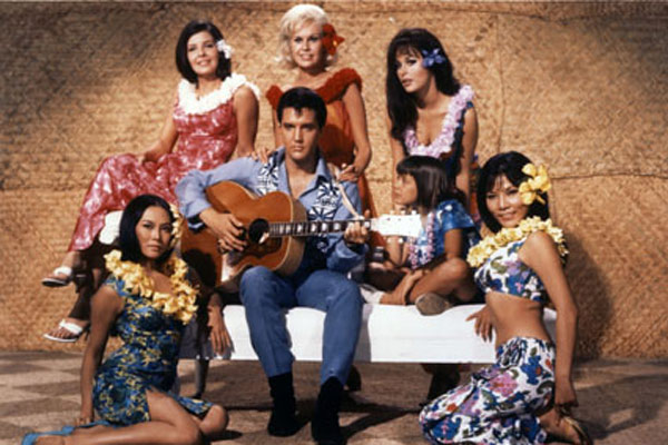 Paradis hawaiien : Photo Elvis Presley, Michael D. Moore