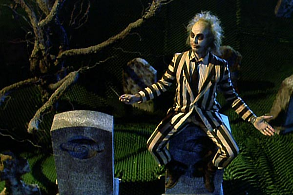 Beetlejuice : Photo Michael Keaton