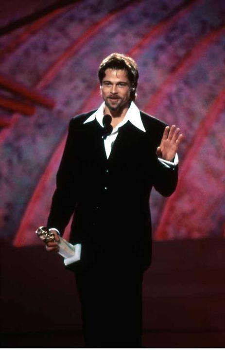 L'Armée des 12 singes : Photo Brad Pitt