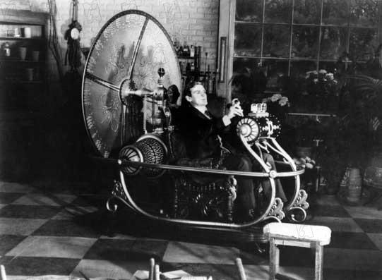 La Machine à explorer le temps : Photo George Pal, Rod Taylor