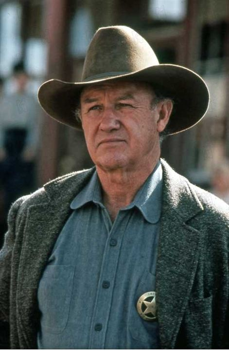 Impitoyable : Photo Gene Hackman