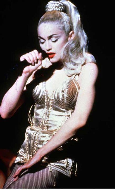 In bed with Madonna : photo Alek Keshishian, Madonna
